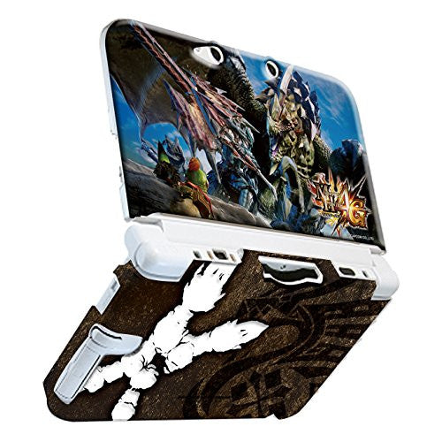 Image 3 for Monster Hunter 4G Cover for 3DS LL
