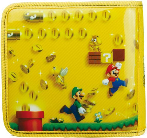 Image 1 for New Super Mario Bros. 2 Mega Case for 3DS