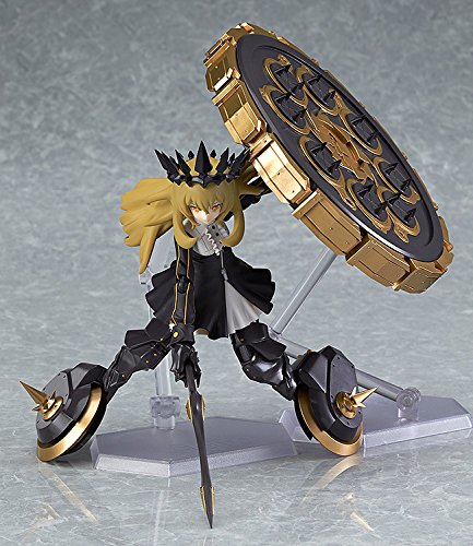 Image 5 for Black ★ Rock Shooter - Chariot - Figma #234 - TV Animation ver. (Max Factory)