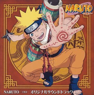 Image for NARUTO Original Soundtrack