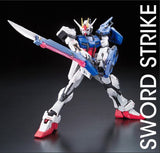 Thumbnail 5 for Kidou Senshi Gundam SEED - RG #06 - FX550 Sky Grasper with Launcher Sword Pack - 1/144 (Bandai)