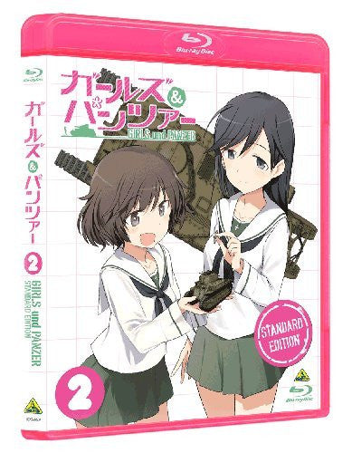 Image 2 for Girls Und Panzer Standard Edition Vol.2
