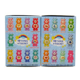 Thumbnail 2 for Care Bears - Grumpy Bear - Care Bears Mini Keychain Collection - Keyholder (Cube)