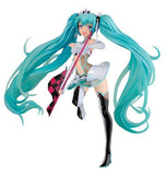 Thumbnail 1 for GOOD SMILE Racing - Vocaloid - Hatsune Miku - 1/7 - Racing 2012 (Dragon Toy, FREEing)