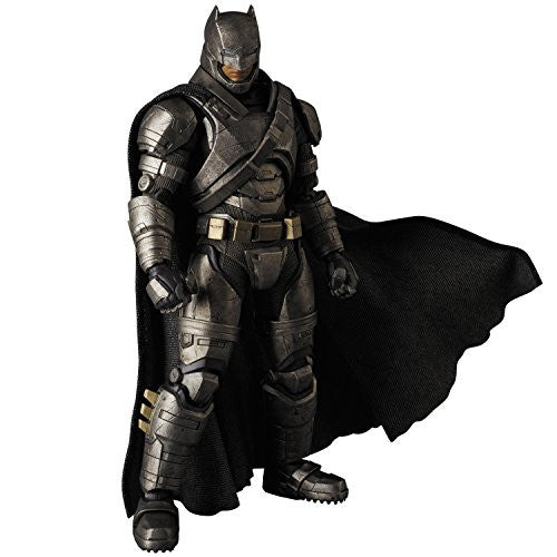 Image 9 for Batman v Superman: Dawn of Justice - Batman - Mafex No.023 - Armored (Medicom Toy)
