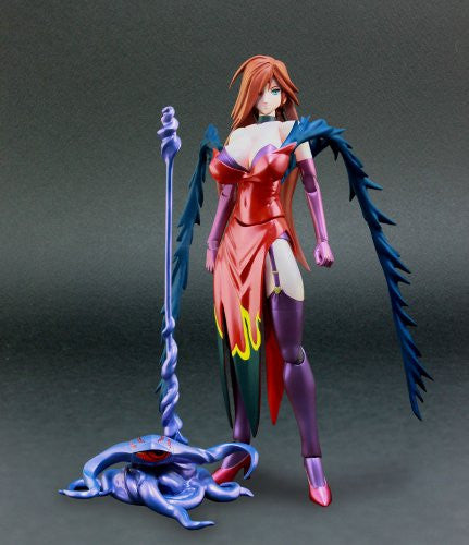 Image 2 for Queen's Blade - Nyx - FullPuni Figure Series #14 (Evolution-Toy)