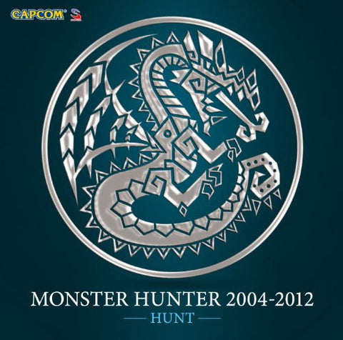 Image for MONSTER HUNTER 2004-2012 -HUNT-