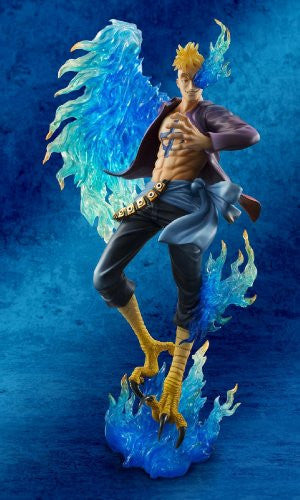 "Image 2 for One Piece - Marco - Excellent Model - Portrait Of Pirates ""MAS"" - 1/8 (MegaHouse)"