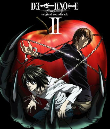 Image 1 for DEATH NOTE original soundtrack II