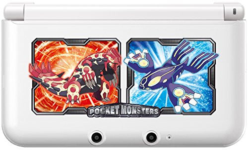 Image 2 for Pokemon Hard Cover for 3DS LL (Genshi Groudon/Genshi Kyogre)