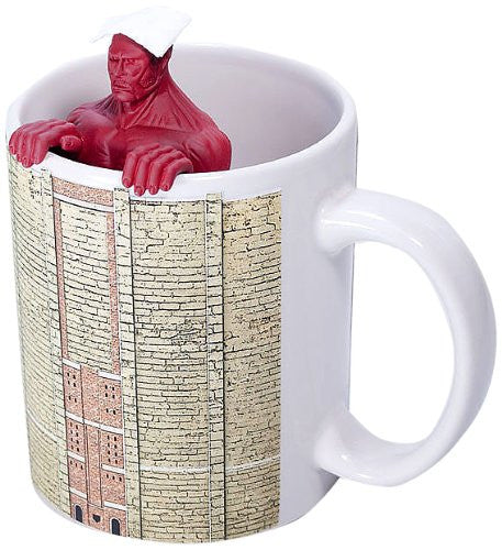 Image 1 for Shingeki no Kyojin - Colossal Titan - Mug (ACG)