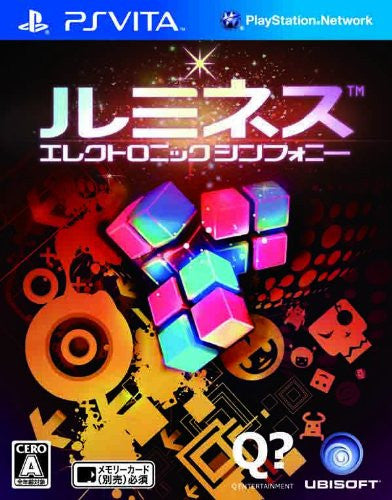 Image 1 for Lumines: Electronic Symphony
