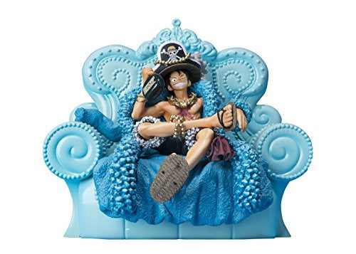 Image 1 for One Piece - Monkey D. Luffy - Figuarts ZERO - One Piece 20th Anniversary ver.