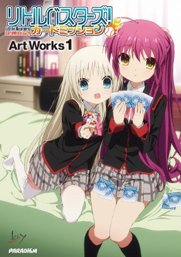Image 1 for Little Busters!   Card Mission Art Works