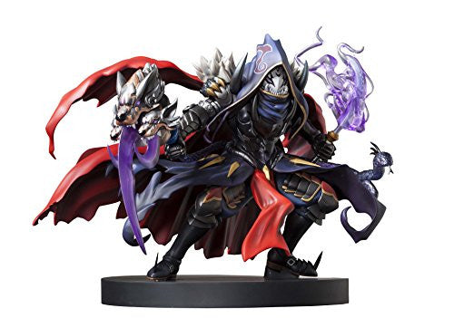 Image 1 for Puzzle & Dragons - Meikaishin Inferno Hades - Ultimate Modeling Collection Figure (Plex)