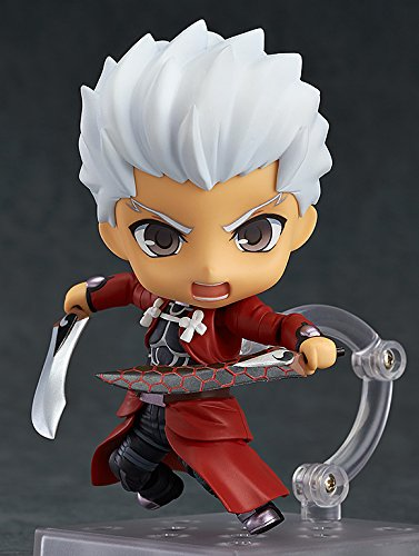 Image 3 for Fate/Stay Night Unlimited Blade Works - Archer - Nendoroid #486 - Super Movable Edition (Good Smile Company)