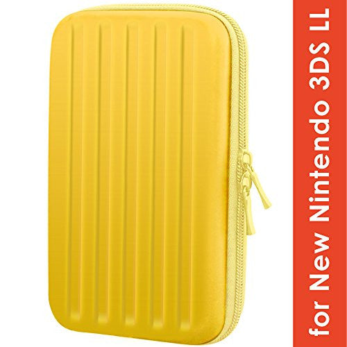 Image 2 for Trunk Case for New 3DS LL (Yellow)