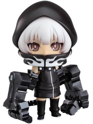 Image for Black ★ Rock Shooter - Strength - Nendoroid - 166 (Good Smile Company)