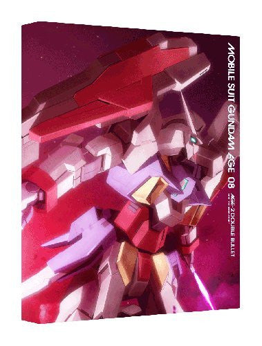 Image 2 for Mobile Suit Gundam Age Vol.8 [Deluxe Version Limited Edition]