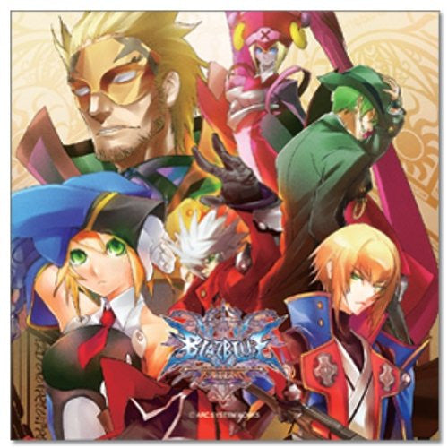 Image 1 for Blazblue: Continuum Shift Extend Edition Cleaning Cloth