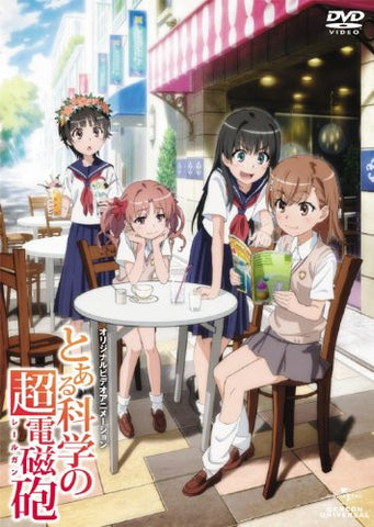 Image for OVA To Aru Kagaku No Railgun
