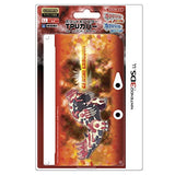 Pokemon TPU Cover for 3DS LL (Genshi Groudon) - 1