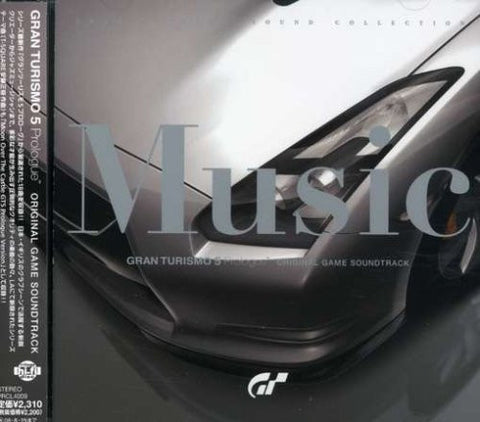 Image for GRAN TURISMO 5 Prologue ORIGINAL GAME SOUNDTRACK
