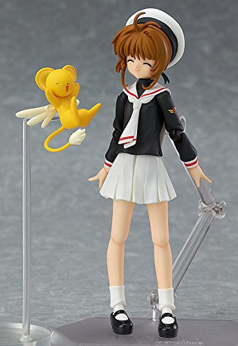 Image 4 for Card Captor Sakura - Kero-chan - Kinomoto Sakura - Figma 265 - School Uniform ver. (Max Factory)