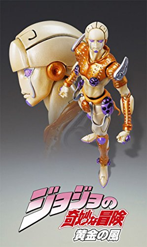 Image 6 for Jojo no Kimyou na Bouken - Vento Aureo - Gold Experience - Super Action Statue #38 (Medicos Entertainment)