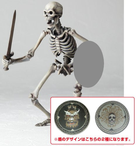 Image 3 for Jason and the Argonauts - Revoltech - Revoltech SFX 020 - Skeleton Army - 2nd Ver. (Kaiyodo)