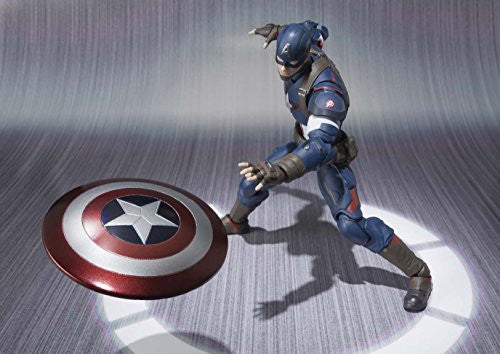 Image 4 for Avengers: Age of Ultron - Captain America - S.H.Figuarts (Bandai)