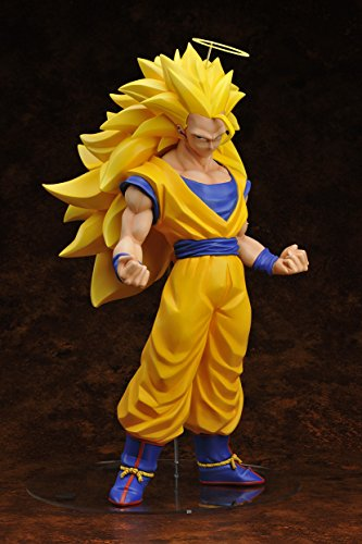 Image 3 for Dragon Ball Z - Son Goku SSJ3 - Gigantic Series (X-Plus)