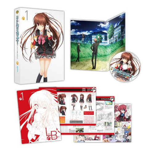 Image for Little Busters 1 [Limited Edition]