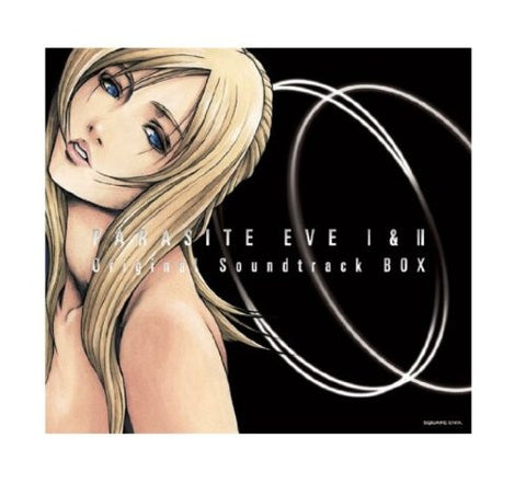 Image for Parasite Eve I & II Original Soundtrack BOX