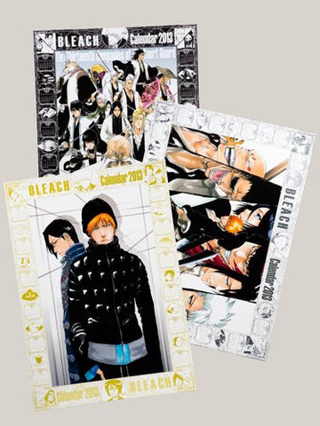 Image for Bleach - Comic Calendar - Wall Calendar - 2013 (Shueisha)[Magazine]