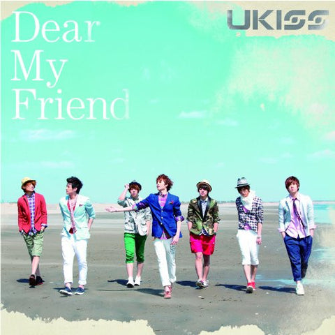 Image for Dear My Friend / U-KISS
