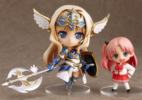 Image 2 for Aquapazza - Final Dragon Chronicle -Guilty Requiem- - To Heart 2 - Kusugawa Sasara - Nendoroid #272 - Valkyrie ver. (Good Smile Company)