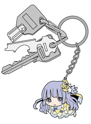 Image 3 for Date A Live II - Izayoi Miku - Tsumamare - Rubber Keychain - Keyholder (Cospa)