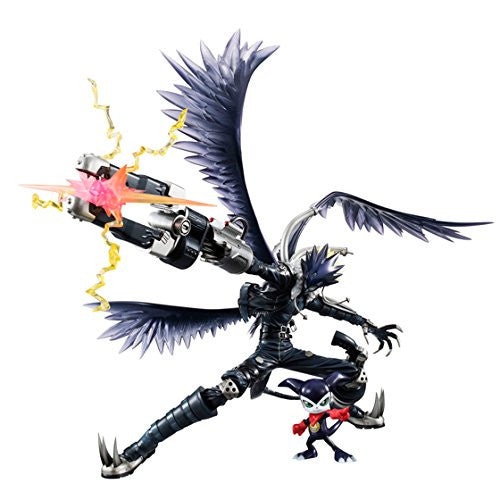 Image 1 for Digimon Tamers - Beelzebumon - Impmon - G.E.M. - Blast Mode