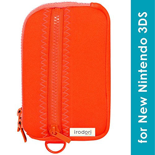 Image 2 for Cushion Pouch for New 3DS (Red)