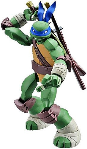 Image 1 for Teenage Mutant Ninja Turtles - Leonardo - Revoltech (Kaiyodo)