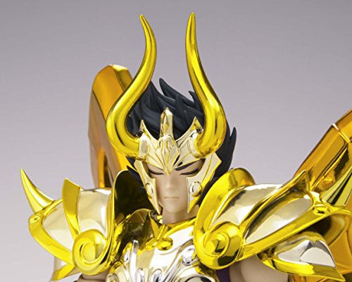 Image 4 for Saint Seiya: Soul of Gold - Capricorn Shura - Myth Cloth EX (Bandai)