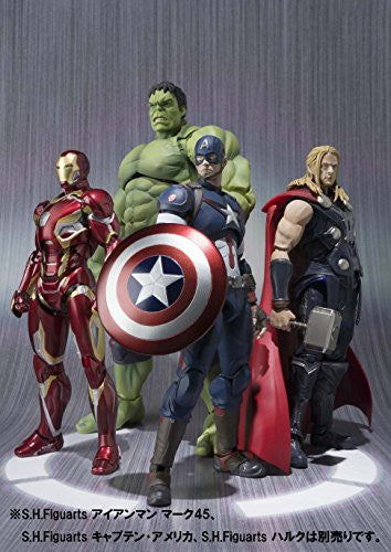 Image 2 for Avengers: Age of Ultron - Thor - S.H.Figuarts (Bandai)