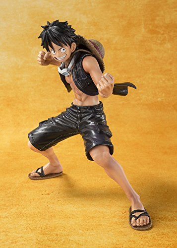 Image 7 for One Piece Film Gold - Monkey D. Luffy - Figuarts ZERO - -One Piece Film Gold Ver.- (Bandai)