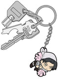 Thumbnail 3 for Shingeki no Kyojin - Levi - Keyholder - Rubber Keychain - Tsumamare - Cleaning ver. (Cospa)
