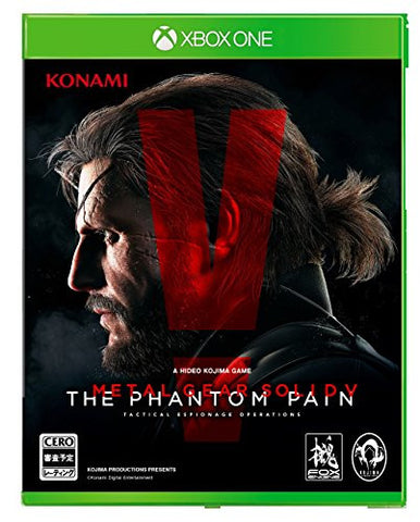 Image for Metal Gear Solid V: The Phantom Pain
