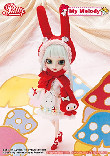 Image 2 for Onegai My Melody - My Melody - Pullip - Pullip (Line) P-159 - 1/6 - My Melody x HEN-NAKO (Groove)