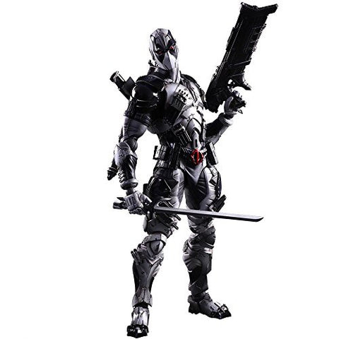 Image for X-Force - Deadpool - Play Arts Kai - Variant Play Arts Kai - X-Force ver.