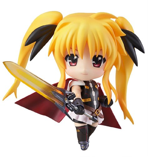Image 1 for Mahou Shoujo Lyrical Nanoha The Movie 2nd A's - Fate Testarossa - Nendoroid #289 - Full Action, Blaze Form Edition (Good Smile Company)