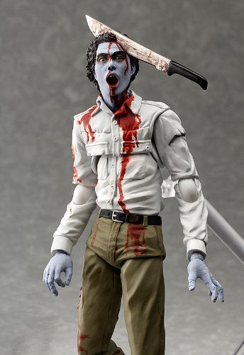 Image 6 for Dawn of the Dead - Stephen - Figma #224 - Flyboy Zombie (Max Factory)